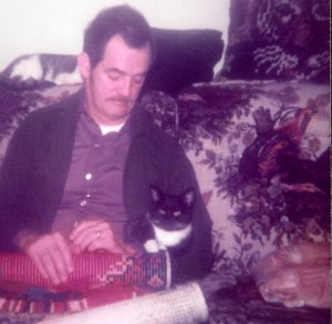 Dad Krissy & Charlie