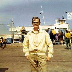 Dad 1971 California