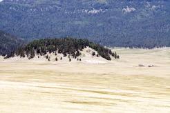 Valles Caldera mound