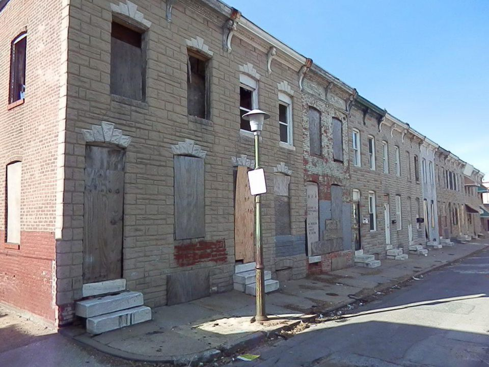 Baltimore now